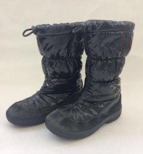 Детские ботинки( зимние)