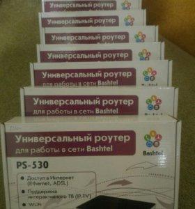 Bashtel Wi-Fi роутеры унивесальные 300Мбит/с