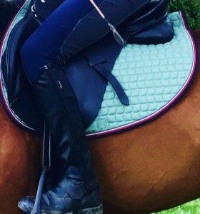 Седло для лошади DawMag Hubert 17,5 M