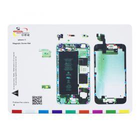 Магнитный коврик Mechanic Iphone 6G