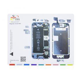 Магнитный коврик Mechanic Iphone 6S
