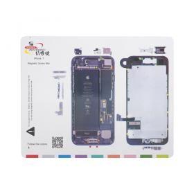 Магнитный коврик Mechanic Iphone 7