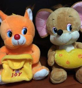 Поющие игрушки