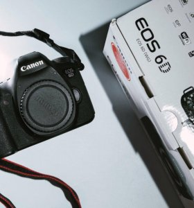 Фотоаппарат canon 6d