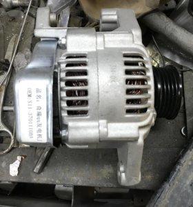 Новый генератор на cheru QQ sweet 08 55ампер