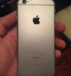 Продаю Apple iPhone Айфон 6s/16гб спейс грей