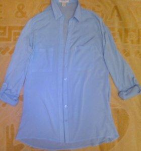 Рубашка женская 42-44р-р