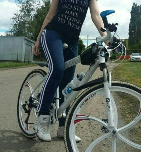 Велосипед BMW X5
