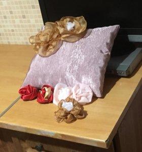 Подушки для украшения
