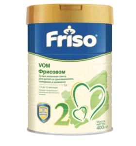 Сухая молочная смесь Фрисовом