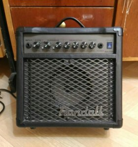 Гитарный комбик Randall RX15M