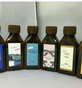 Парфюмированное масло с феромонами