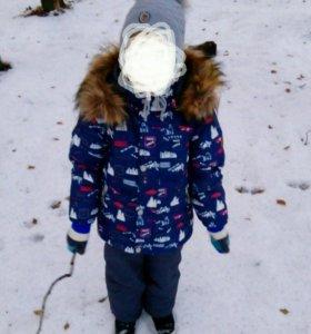 Комбинезон зима - Комплект зимний