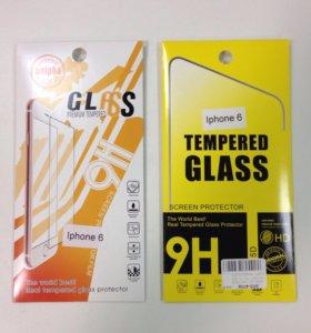 iPhone 5, 6 и 6+ стекло