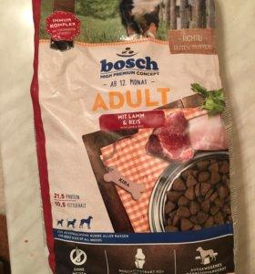 Корм Bosch Adult Lamb & Rice 3 кг.