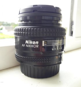 Объектив для Nikon 50 mm1.4d