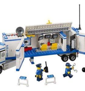 Lego 60044 Полицейский грузовик