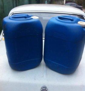 Канистры 30 литров