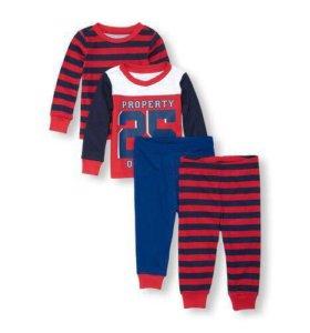 Пижамы на мальчика