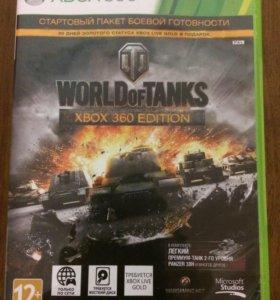 Диск World of Tanks