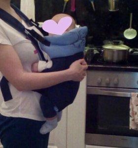 Рюкзак кенгуру сумка- переноска