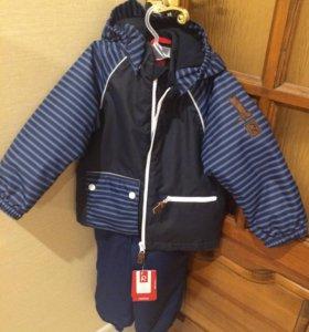 Комплект 92+6 куртка reima и п/к lassie by reima