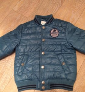 Осенняя куртка acoola 110-116