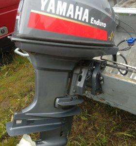 Yamaha40 Enduro