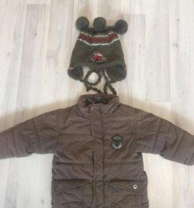 Куртка демисезонная 80