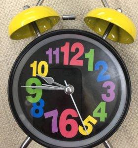 Новые часы будильник
