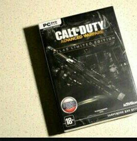 Игра на PC (Call of Duty-Advanced Warfare)