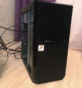 Мощный двухядерный компьютер Intel Core 2 Duo