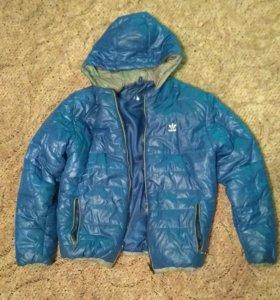 Тёплая осенняя куртка