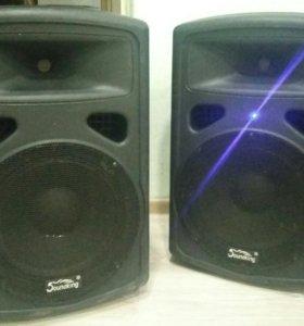 прокат звукового и светового оборудования