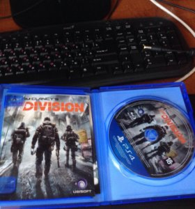 The Division на PS4