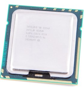 Xeon E5540 2.53GHz socket 1366 аналог Сore i7 9xx
