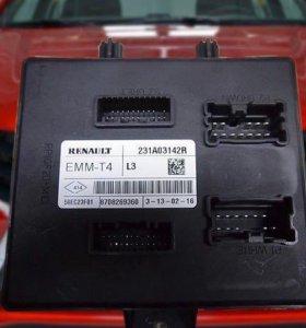 Дополнительный блок кузовной электроники ЕММ