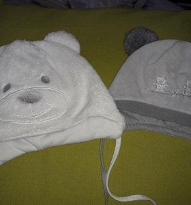 Детские шапочки размер 40 и 42