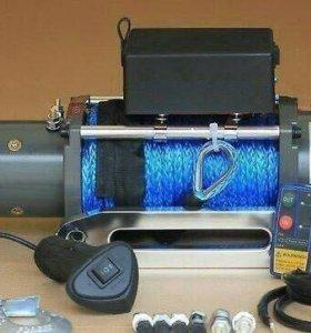 Лебёдка эл Electric Winch 12v 12000 LBS/5443кг