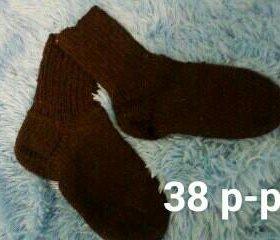Вяжу на заказ носки