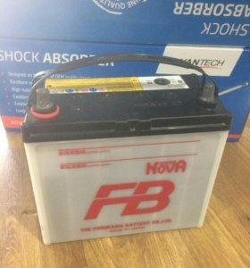 Аккумулятор FB 55B24R японский