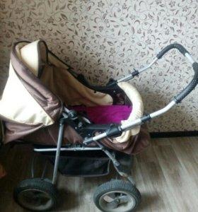 Детская коляска- трансформер