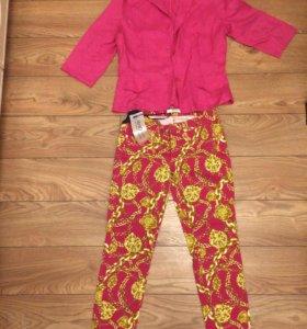 Пиджак Mosaic и брюки Liu Jo