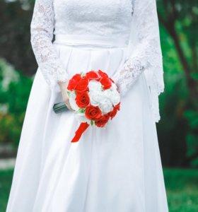Букет невесты (цветы)