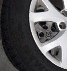Продаю колеса на литье Nordman RS