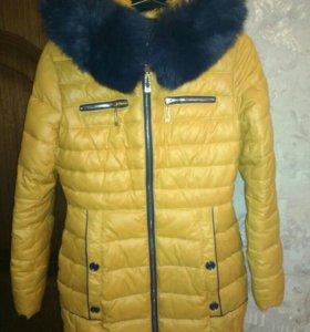 Пальто осенне_зимнее
