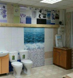 Панели ПВХ для отделки ванных комнат