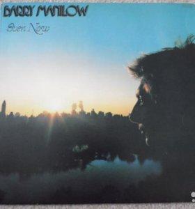 "Пластинка Barry Manilow ""Even Now"""
