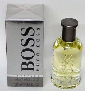 Hugo Boss лидер продаж мужской парфюм