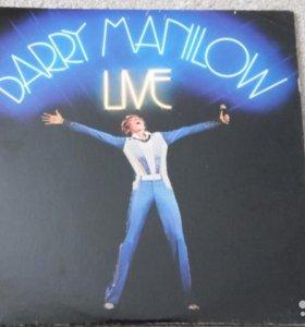 Пластинка Barry Manilow Live
